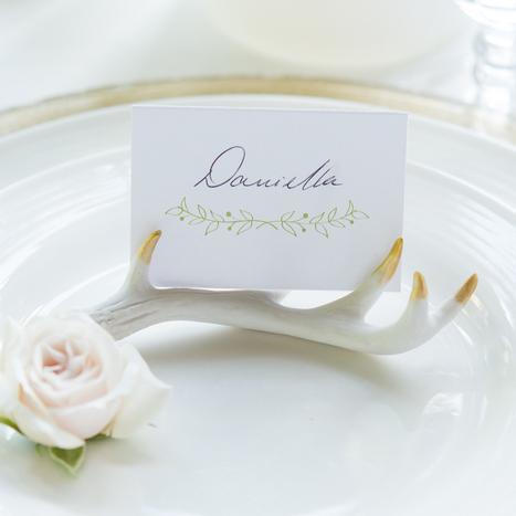 10 Unique Place Card Holders We Love   Wedding   Scoop.it