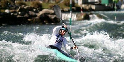 Lafont, puissance 4 - La République des Pyrénées   Le canoë-kayak SLALOM avec PadL   Scoop.it