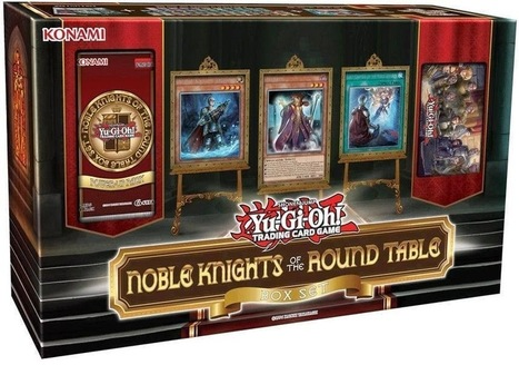 Noble Knights of the Round Table Box Set | Gamesmart | Scoop.it