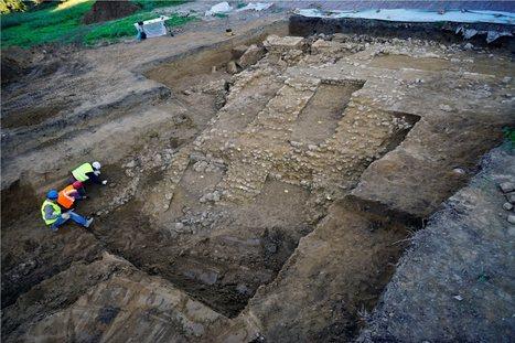 Italia: ¡Descubren un anfiteatro romano en Volterra! | Mundo Clásico | Scoop.it