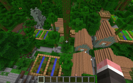 PixeledMe | MoVillages Mod Minecraft 1.7.2 | Mod For Minecraft | Scoop.it