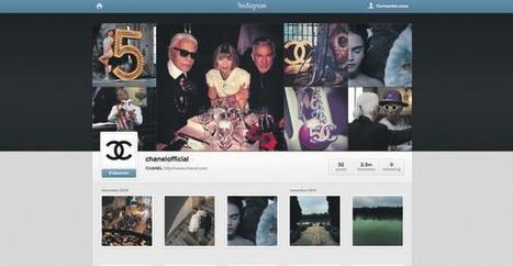 Réseaux sociaux et griffes de luxe : de l'art délicat de s'exposer sans ... - L'Opinion | La communication des marques de Luxe | Scoop.it