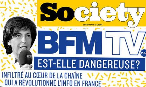 BFMTV est-elle dangereuse? | DocPresseESJ | Scoop.it