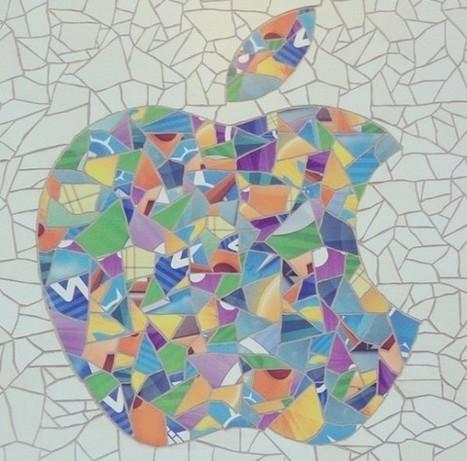 La manzana de Apple para Barcelona - VZZBlog · Diseño gráfico | Identidad corporativa | Scoop.it