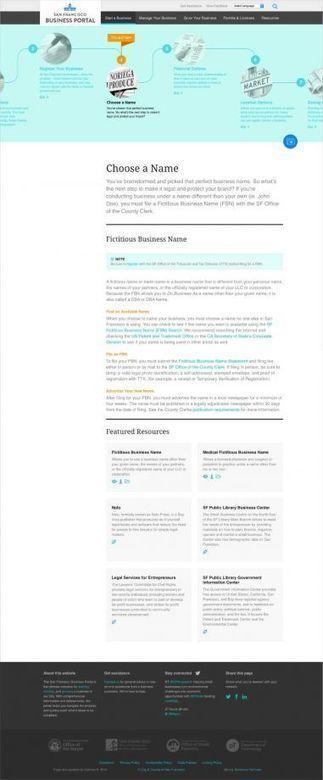 SF starts up Internet portal for startups - SFGate | Technological Sparks | Scoop.it