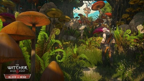 The Witcher 3 DLC expansion Blood and Wine details revealed - CNET | Actu | Scoop.it