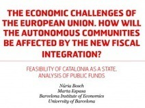 Feasibility of Catalonia as a State. Analysis of Public Funds | AC Affairs | Scoop.it