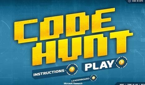 Code Hunt : un jeu pour apprendre à programmer | HighTech Actus | Scoop.it