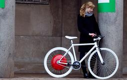 La rueda inteligente que convierte cualquier bicicleta en eléctrica - El Confidencial | Bici & ciudad | Scoop.it