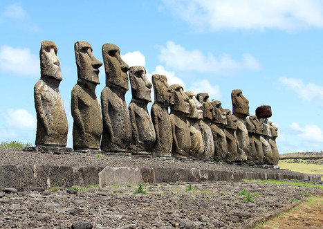 Escape to Easter Island! - The Malay Mail Online | photography, Archaeology, | Scoop.it