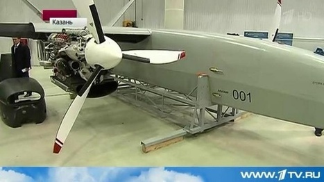 The new UAV Rossiya | Aerial Isys - Aerial Information Systems | Scoop.it