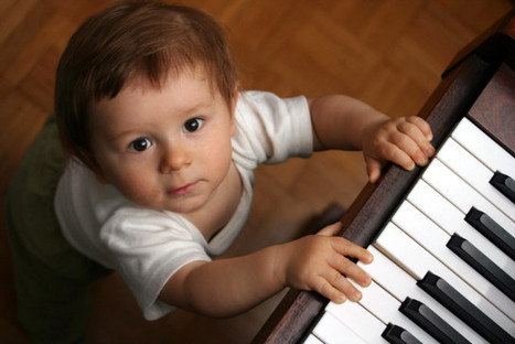 The Many Benefits of Music Lessons | Music | Scoop.it