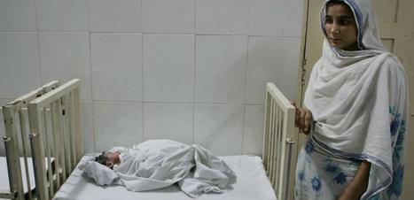 Au Cachemire pakistanais, donner la vie c'est risquer la mort | Mort et Deuil | Scoop.it
