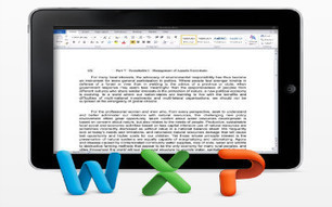 Startup Beats Microsoft, Brings Office to iPad for Free | Apple Rocks! | Scoop.it
