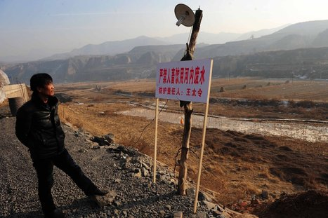 Worse Than Poisoned Water: Dwindling Water, in China's North | China Commentary | Scoop.it