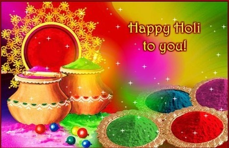 Download Happy Holi 2014 Festival Latest Images and Photos|Wallpapers For You | Happy Holi 2014 | Scoop.it