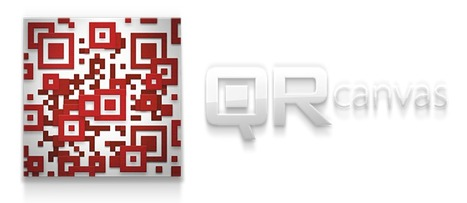 QRcanvas | QR Code Art | Scoop.it