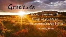 Rights Of Education - How Gratitude Affects Our Life? | Writing Services Help | Scoop.it