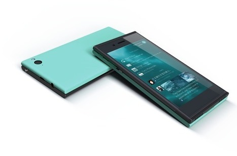 Jolla il primo smartphone O.S. Sailfish Dual Core display 4.5 con App Android | Education | Scoop.it