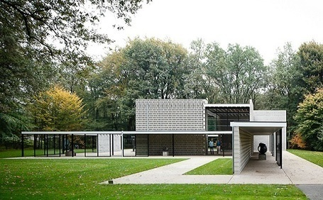 Gerrit Rietveld, Pabellón Sonsbeek | TECNNE - Arquitectura y contextos | Marcelo Gardinetti | Scoop.it