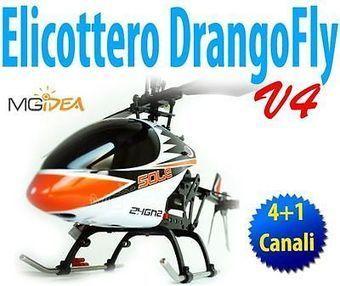 ELICOTTERO 4 CANALI PROPORZIONALI RADIOCOMANDATO PIATTO OSCILLANTE RC MODEL v4 | eBay | Territorio | Scoop.it