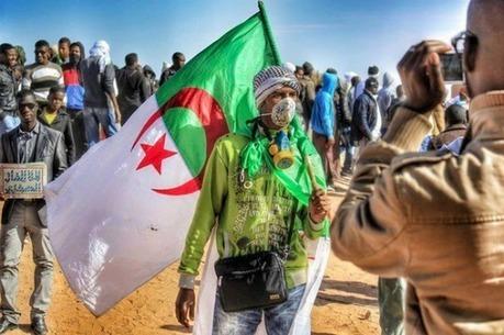 Algérie : « Notre lutte contre le gaz de schiste peut entrainer la chute du régime » | Economie Responsable et Consommation Collaborative | Scoop.it