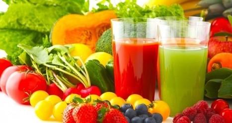 ¿Calor? Conoce los alimentos que bajan tu temperatura corporal | Reflejos | Scoop.it