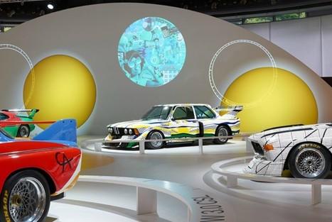 BMW Art Cars 40. Yılını Kutluyor   Cin Fikir   Scoop.it