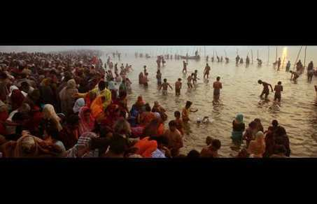 L'incroyable festival religieux du Kumbh Mela ou le gigantesque afflux  humain en ville | Urbanity in India : between tradition and modernity | Scoop.it