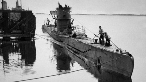 World War II U-Boat Found With Skeletons - ABC News | World war 2 | Scoop.it