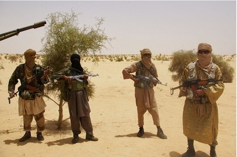 The sandstorm of war in northern Mali - ANDY MORGAN WRITES ...   Mali   Scoop.it