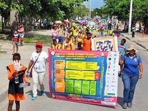 900 jóvenes en Cartagena marcharon contra la explotación sexual infantil | Communiqués de presse | Scoop.it