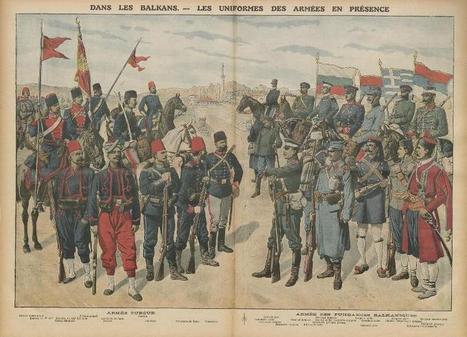 C'était il y a cent ans : éphéméride d'octobre 1912 en France | Yvon Généalogie | L'écho d'antan | Scoop.it