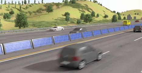 L'autostrada a pannelli solari: un brevetto italiano | Browsing around | Scoop.it