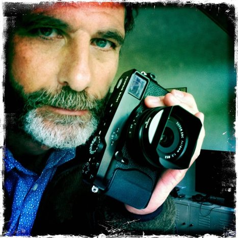 The eye of the photographer Eric Bouvet and Fujifilm X-Pro1 (1/2) | 01NET French Magazine - Google Translate | Fuji X-Pro1 | Scoop.it