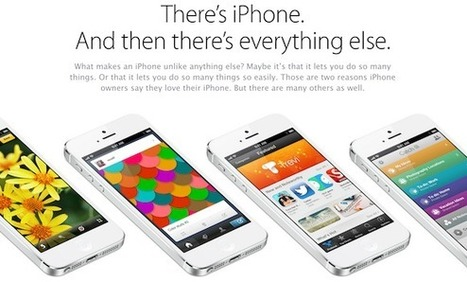 Apple launches new 'Why iPhone' web campaign | Smart Phone Dominating | Scoop.it