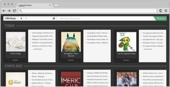 Cotton Tracks, extensión para Chrome y Opera que cura contenidos inteligentemente | Filtrar contenido | Scoop.it