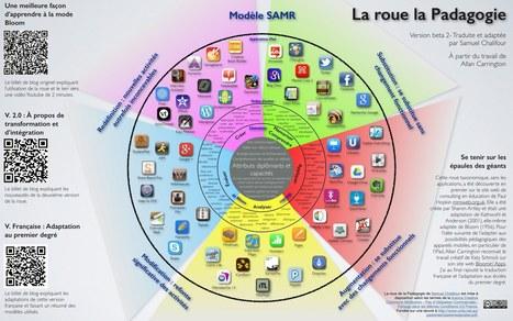 La roue de la pedagogie | création d'entreprise | Scoop.it