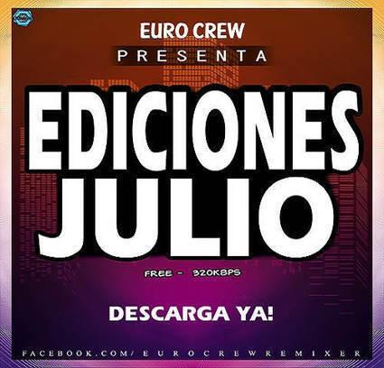Pack Vol 5 Ediciones Julio 2016 (Euro Crew) | Chile Remix | Scoop.it
