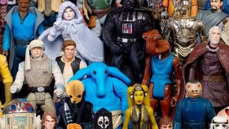 The Groundbreaking History Of Star Wars Toys | Transmedia: Storytelling for the Digital Age | Scoop.it