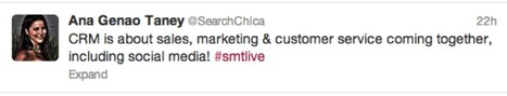 Customer Relationship Management Clearly Is Going Social | Social Media Today | Wine Harmony (TM) | Scoop.it
