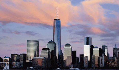 Watch One World Trade Center Rise And Change The New York Skyline Forever | Als Return to Education | Scoop.it