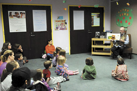Librarian gives kids a love of reading - Corvallis Gazette Times | Reading | Scoop.it