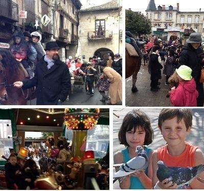 Des centaines d'enfants ce mercredi à Ste Foy la Grande | Coeur de Bastide de Ste Foy la Grande | Scoop.it