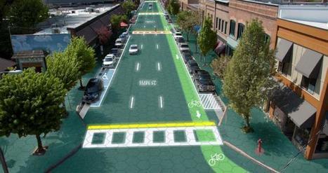 Smart City: vers une route intelligente et écologique   L'Atelier: Disruptive innovation   Charlotte Cprn   Scoop.it