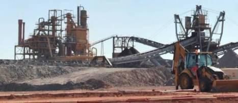 Mine d'uranium d'Areva à Arlit : la population dénonce la situation sanitaire et environnementale | Shabba's news | Scoop.it