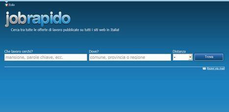 Jobrapido, la start up italiana finisce agli inglesi | Binterest | Scoop.it