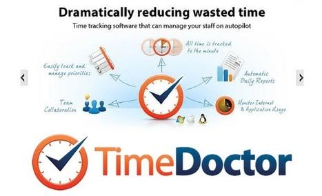 Time Doctor Review – Helpful Online Time Tracking   Blogging, Social Media, Marketing, Entrepreneurs   Scoop.it