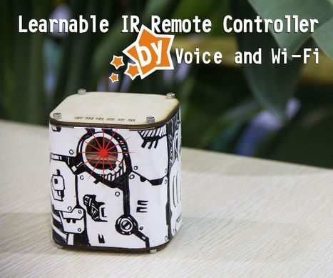 Make a Voice-Control IR Remote Controller by Arduino | Open Source Hardware News | Scoop.it