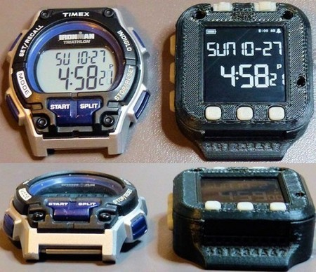 Summon the geek squad: An Oscilloscope Watch!   Wearable Technology   Scoop.it